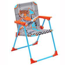 Disney Pixar Planes Kids Chair Single Outdoor Indoor Toddler Camping NEW
