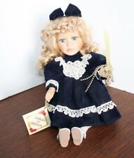 Collectors Choice Animated Musical Porcelain Doll w certificate of authenticity