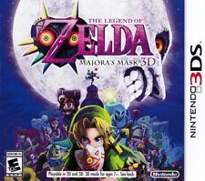 The Legend of Zelda: Majora's Mask 3D - Nintendo 3DS Game