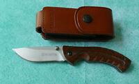 BERETTA Xplor Game Folding Knife - NEW Hunting Skinner 440C Drop Point Blade Box
