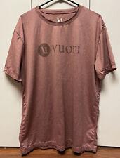 Vuori Wordmark V1 Logo Tee Short Sleeve Shirt Crew Neck Top Men's Extra Large Xl