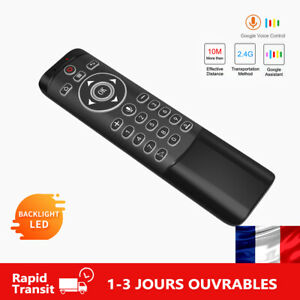 MT1 Voice Remote Control Air Mouse 2.4G With Gyroscope IR For TV Box HK1 X96 H96