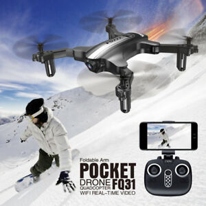 FQ31 drone folding long-range aircraft remote control aircraft 720p