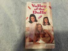 Valley of the Dolls (1967) - Vhs Tape - Drama - Patty Duke - Sharon Tate - New