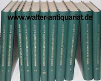 10 Bände Handbuch zur deutschen Militärgeschichte 1648-1939 Militär Kriege