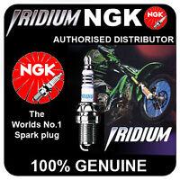 NGK Iridium IX Spark Plug fits YAMAHA YZF-R125 125cc 08-> [CR8EIX] 4218