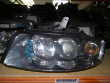 AUDI A4 LEFT HEADLAMP B6, SEDAN/WAGON, HALOGEN TYPE, 07/01-02/05