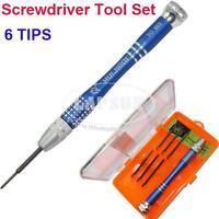 PH000 PH00 Philips Flat Screwdriver Set Tool Kit For Watch Glasses Repair 8929