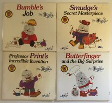 The Digits NICKI GREENBERG 1990 Bumble's Job Smudge's Secret Masterpiece
