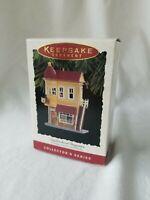 Hallmark Keepsake Ornament - Neighborhood Drugstore