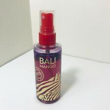 Bath & Bath Body Works Bali 2013 Mango Fragrance Mist 3 Oz Used