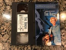 The Birds Vhs! 1963 Horror! Psycho The Haunting Dementia 13 The Raven Maniac