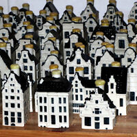 SET of 5 KLM BOLS DELFT miniature HOUSE (choice 1- 10, 28, 29, 47-49, 76, 80-89)