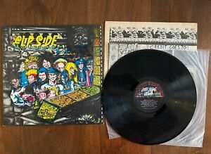 "FLIPSIDE VINYL FANZINE Vol.2 1985 FSR3 12"" VINYL EX/EX US HARDCORE PUNK"