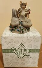 Charming Tails Mouse Rushmore Fitz & Floyd Le Numbered America Mouse Figurine