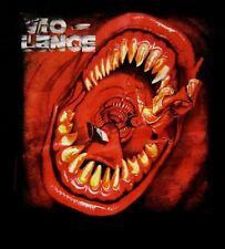 VIO-LENCE cd cvr Mouth ETERNAL NIGHTMARE Official SHIRT XL New nbp