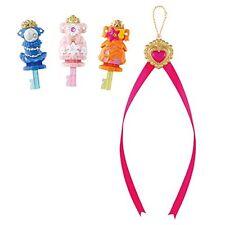 BANDAI Go! Princess Pretty Miracle dress up key set Japan