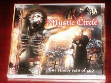 Mystic Circle: The Bloody Path Of God CD 2006 Bonus Track Thrash Corner USA NEW