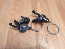 Shimano Deore LX M570 3x9 Shifters no.2