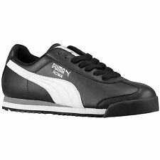 PUMA Leather Athletic Shoes for Men