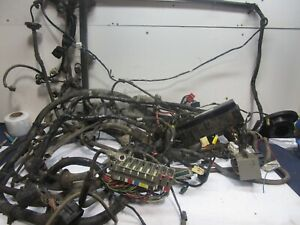 1997 1998 Jeep Wrangler TJ 4.0L complete Engine Wiring Harness manual trans 1340