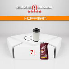KIT TAGLIANDO FILTRO + OLIO CAMBIO AUTOMATICO AUDI A3 (8V) 2.0 TDI 2012 ->