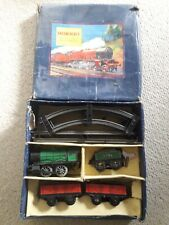 Hornby Goods Train Set Clockwork  O Gauge