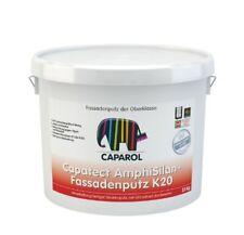 Caparol Capatect AmphiSilan Fassadenputz K15 K20 Strukturputze mit Siliconharz
