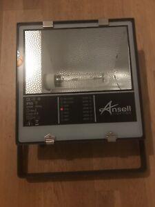 Ansell 250 Watt SON-T Floodlight Orion Die Cast A250SONT IP65 Light Fitting