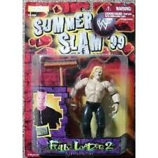Test WWF Summer Slam 1999 Wrestling action figure NIB NIP Jakks Pacific