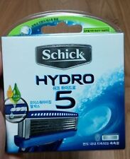 Schick Hydro 5 Razor Blades - 8 Refill Cartridges