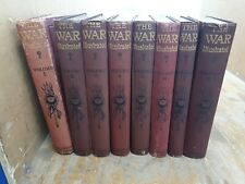 More details for the war illustrated, pictorial record of conflict of the nations vol1-8
