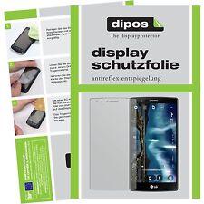 2x LG G4 Film de protection d'écran protecteur antireflet