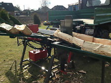 Holzspalter,15 - 30 Tonnen, Bauanleitung,Eigenbau,liegend,Hydraulik,