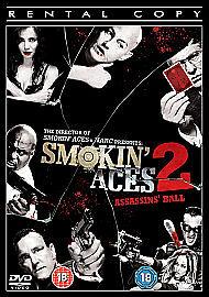 Smokin' Aces 2 - Assassins' Ball (DVD, 2010)