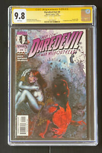 CGC 9.8 SS Quesada Daredevil # 9 1st Appearance Maya Lopez Echo White Pages Mack