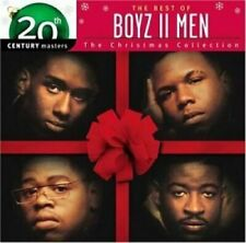 Boyz II Men Best of-The Christmas collection (20th century masters, 2003)  [CD]