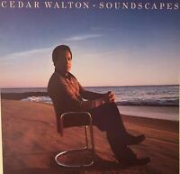 CEDAR WALTON*Pre-Owned LP**SOUNDSCAPES