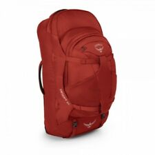 Osprey Farpoint 55 M/L jasper red Rucksack Reisetasche