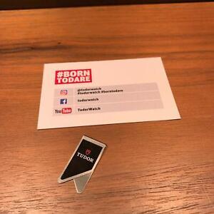 TUDOR Official Press Kit 2019 + tweezer NEW     (P)