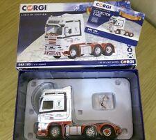Corgi CC14121 DAF 105 C & G Hughes Scotland Ltd Edition No. 1000 of ONLY 1000