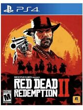 Red Dead Redemption II (2) (PS4) I ship the same day fast