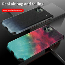 For iPhone 11 Pro Max/XR/XS/8/7/6 Plus Slim Shockproof Bumper Back Case Cover