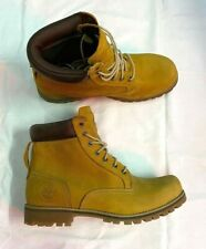 Timberland 6 Inch Premium Boot, Wheat, UK 9.5