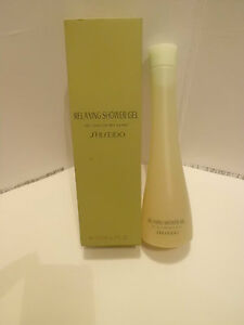 Shiseido Relaxing Shower Gel ML 200 Rare