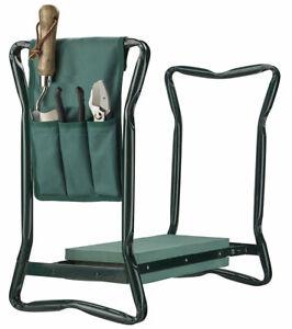 Versatile, Portable, Foldable Garden Kneeler
