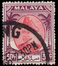 "SELANGOR 99 (SG103) - Sultan Hisam-ud-Din Alam Shah ""Keyplate"" (pa23514)"