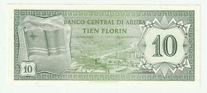 Aruba 1986 10 Florin P.2 ( UNC- )