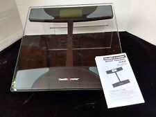 Health O Meter Glass Weight & Training Scale 400LBS Brand New M#HDM651DQ3-63