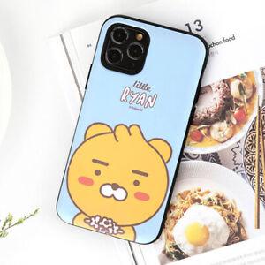 Genuine Kakao Friends Little Park Door Bumper Case iPhone X XS XS Max XR Case